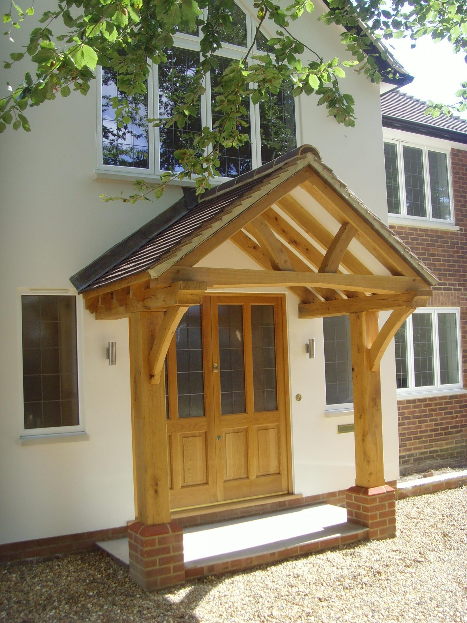 Remodelling Of A 1960 S House In The Arts Amp Crafts Style