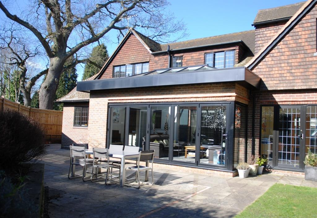 Orangery Extension To An Arts Amp Crafts House In Woking